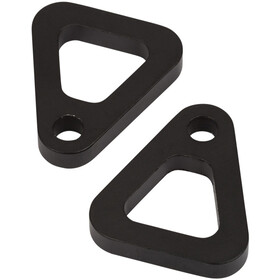 Cube Lashing strap anchor black